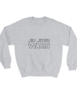 Jiu Jitsu Wars Sweatshirt Sport Grey