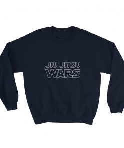 Jiu Jitsu Wars Sweatshirt Navy