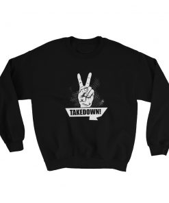 Takedown Sweatshirt Black