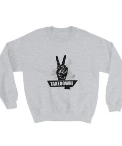 Takedown Sweatshirt Sport Grey