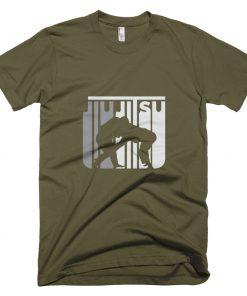 Jiu Jitsu T-Shirt Army