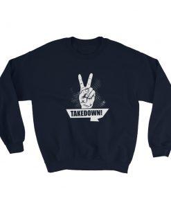 Takedown Sweatshirt Navy