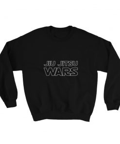 Jiu Jitsu Wars Sweatshirt Black