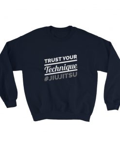 Trust your Technique Sweatshirt Navy