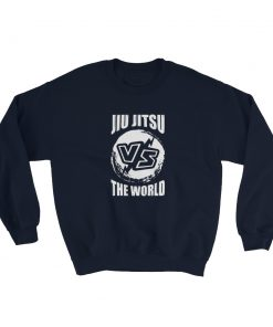 Jiu Jitsu VS World Sweatshirt Navy