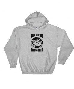 Jiu Jitsu VS World Hoodie Sport Grey