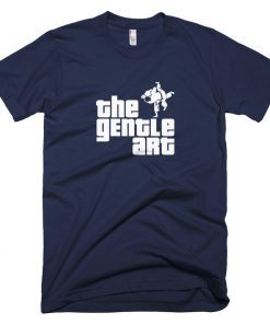 Gentle Art T-Shirt Navy