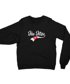 Jiu Jitsu X Factor Sweatshirt Black