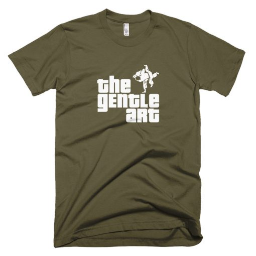 Gentle Art T-Shirt Army