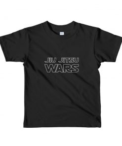 Jiu Jitsu Wars Kids T-Shirt Black