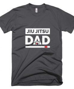 Jiu Jitsu Dad T-Shirt Asphalt