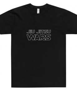 Jiu Jitsu Wars T-Shirt Black