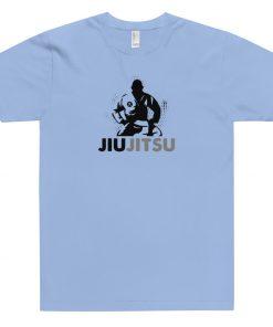 Jiu Jitsu Sensei T-Shirt Light Blue