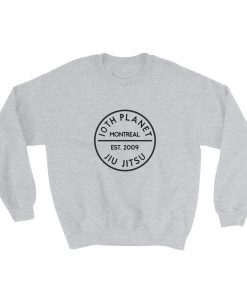 10th Planet Montreal Sweatshirt Sport Grey