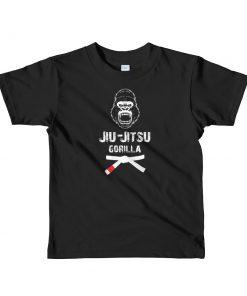 JJ Gorilla Kids T-Shirt Black