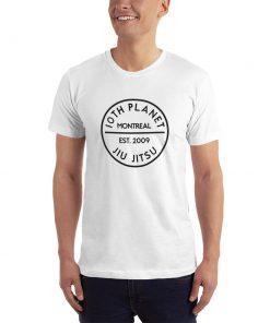 10th Planet Montreal T-Shirt Mockup
