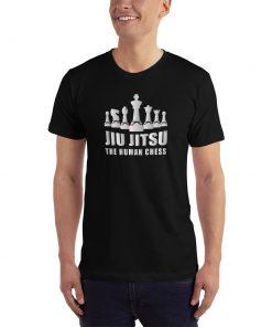 Human Chess T-Shirt Mockup