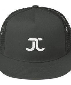 JJXF Snapback Hat Black