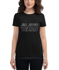 Jiu Jitsu Wars Women's T-Shirt Mockup