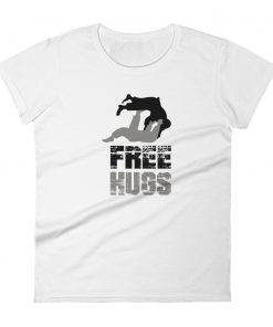 Free Hugs Women's T-Shirt White
