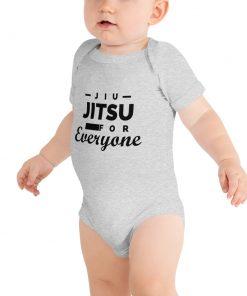 Jiu Jitsu for Everyone Baby Onesie Mockup