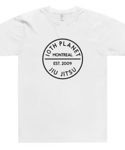 10th Planet Montreal T-Shirt White