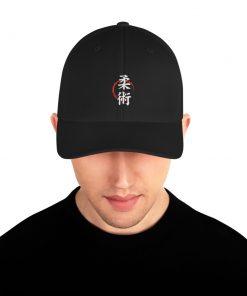 Jiu Jitsu Symbol Cap Mockup