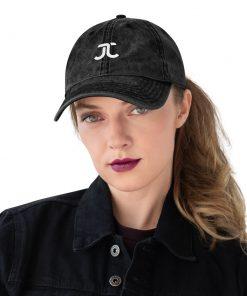 JJXF Vintage Cap Mockup