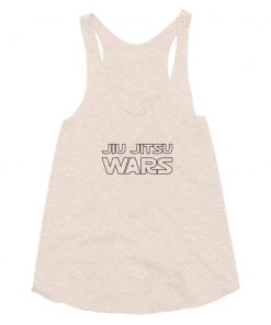 Jiu Jitsu Wars Women's Tank Top Tri-Oatmeal