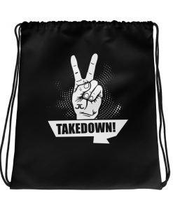 Takedown Drawstring Bag