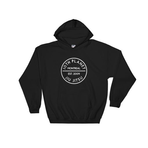 10th Planet Montreal Hoodie Black