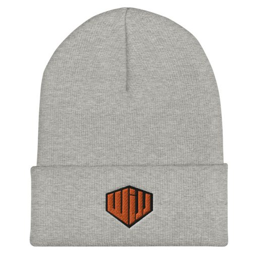 West Island Jiu Jitsu Beanie Heather Grey