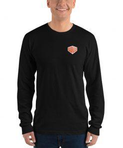 West Island Jiu Jitsu Long Sleeve Shirt Male