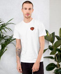 West Island Jiu Jitsu T-Shirt Male Mockup