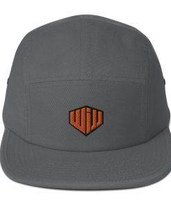 West Island Jiu Jitsu Camper Cap gray