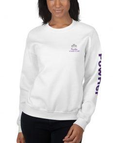 PowHer Unisex Sweatshirt 11