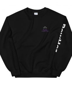 PowHer Sweatshirt Front