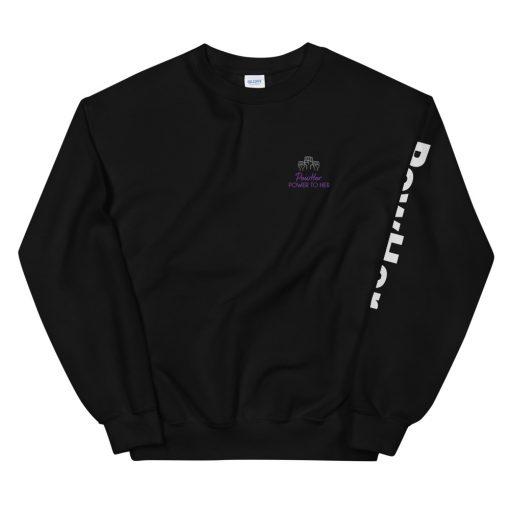 PowHer Unisex Sweatshirt 1