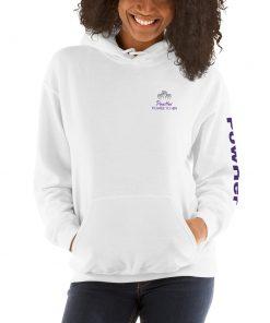 powher women hoodie mockup 2