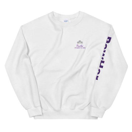 PowHer Unisex Sweatshirt 2
