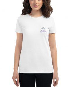 PowHer t-shirt mockup 2