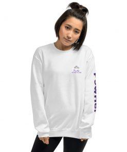 PowHer Unisex Sweatshirt 10