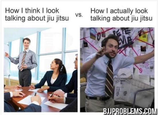 what is bjj meme