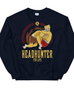 Headhunter for Life Sweatshirt Navy