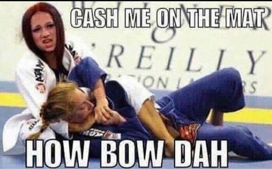 top 12 grappling girls to follow on instagram meme