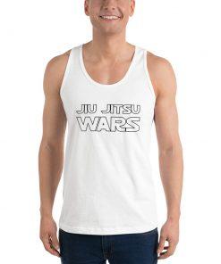 jiu jitsu wars tank top mockup