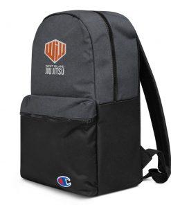 West Island Jiu Jitsu Backpack 10