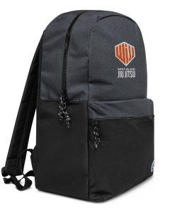 West Island Jiu Jitsu Backpack 11