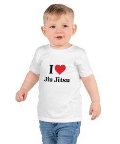 Love Jiu Jitsu Kids T-Shirt 8