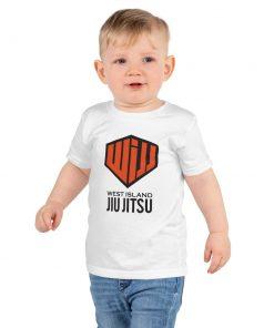 West Island Jiu Jitsu Kids T-Shirt 7